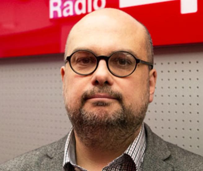 Filip Memches, fot. Polskie Radio