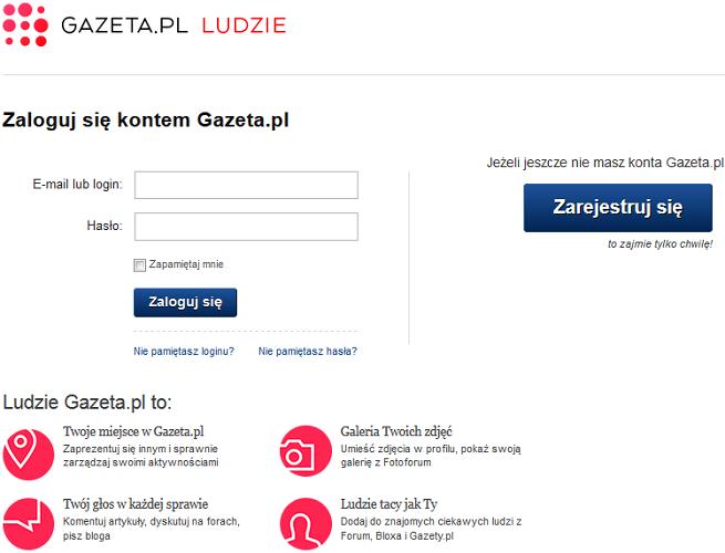 Agora zamyka serwis społecznościowy Ludzie.gazeta.pl