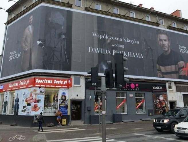 Uchwała krajobrazowa Gdańska dzieli miasto na 8 stref, nie będzie reklam na budynkach z oknami