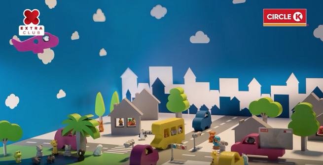 """Circle K w kampanii """"Gumiaczki chcą do domu"""" promuje swój program lojalnościowy"""