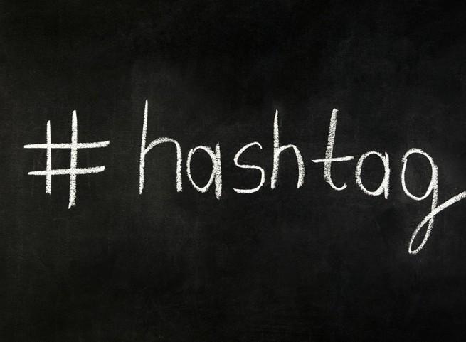 Hashtag to nie zabawka, trzeba go używać z głową