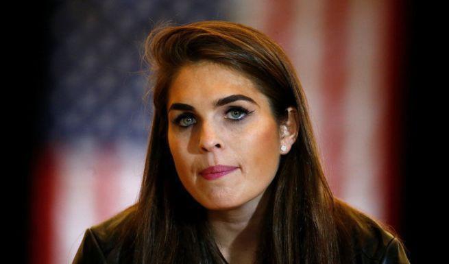 Hope Hicks rezygnuje z funkcji dyrektora komunikacji Białego Domu