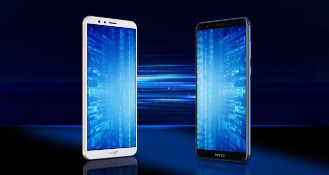 Honor 7X - nowy smartfon Huawei