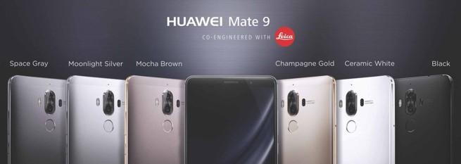 Huawei Mate 9 za 699 euro, wersja Porsche Design za 1395 euro (wideo)