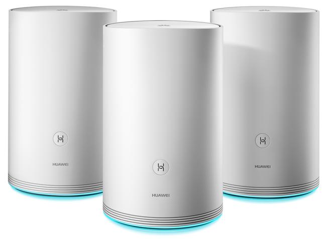 Huawei na CES 2018: hybrydowy zestaw WiFi Q2