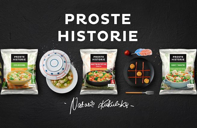 Natalia Kukulska opowiada o zaletach warzyw w reklamie Iglotexu (wideo)