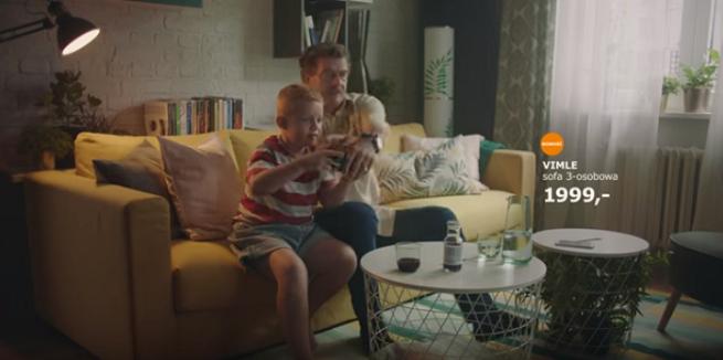 """Pochwała życia rodzinnego w kampanii Ikea """"Niech żyje Dom"""""""