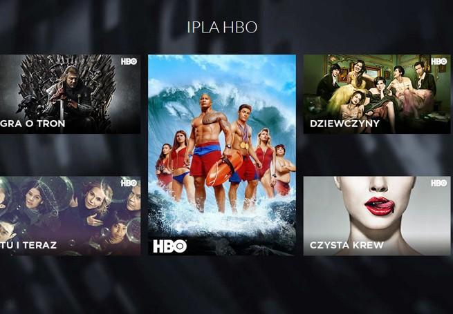 Filmy i seriale HBO bez umowy. Nowa oferta platformy Ipla