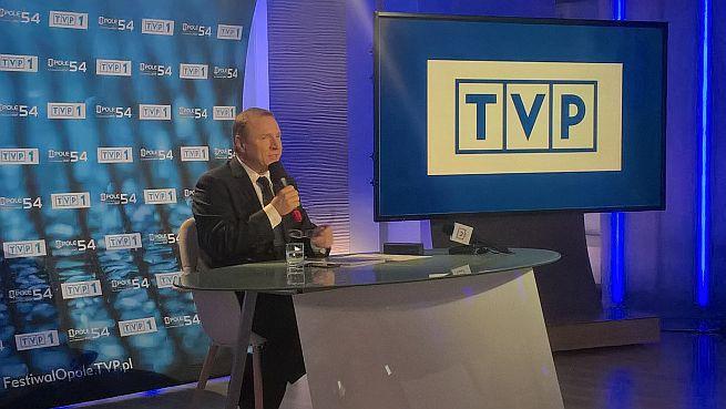 Jacek Kurski: 54. Festiwal Polskiej Piosenki w Opolu zakończył się wielkim sukcesem