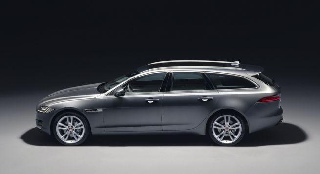 Nowy Jaguar XF w wersji Sportbrake (wideo)
