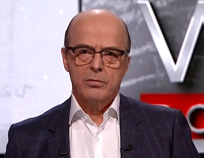 Jan Pospieszalski, fot. TVP