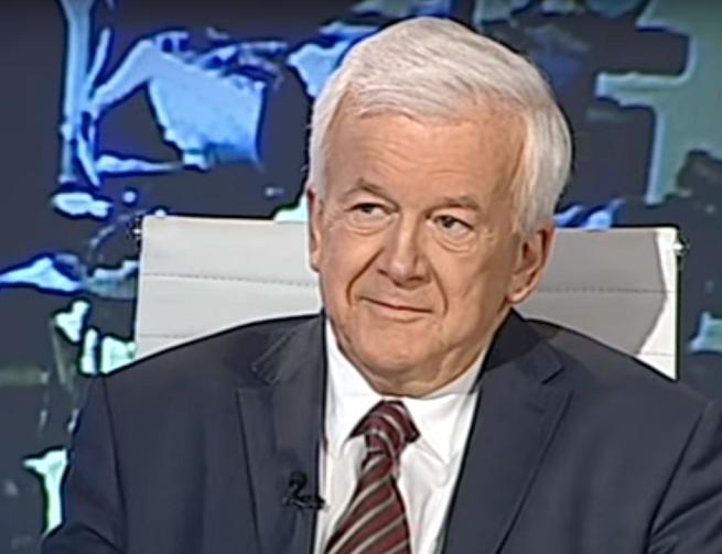 Prof. Janusz Kawecki, fot. TV Trwam