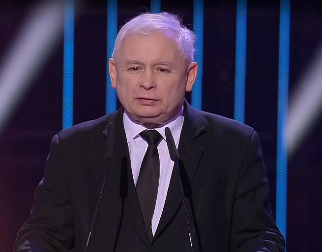 Jarosław Kaczyński, fot. Telewizja Republika