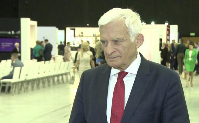 Jerzy Buzek: Nie tylko Brexit, długa lista wyzwań stojących przed Unią Europejską