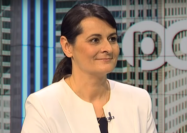 Jolanta Hajdasz, fot. TV Republika