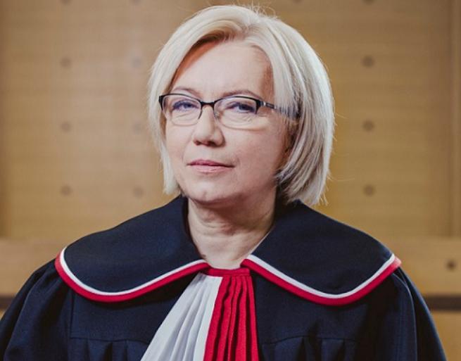 Julia Przyłębska, fot. Trybunał Konstytucyjny