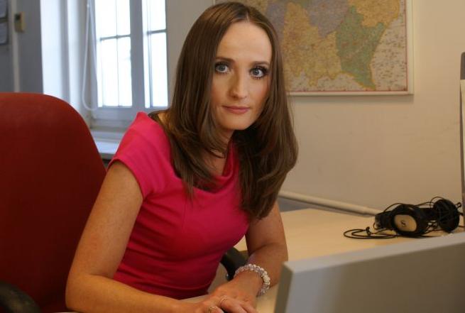 Justyna Dobrosz-Oracz, fot. TVP