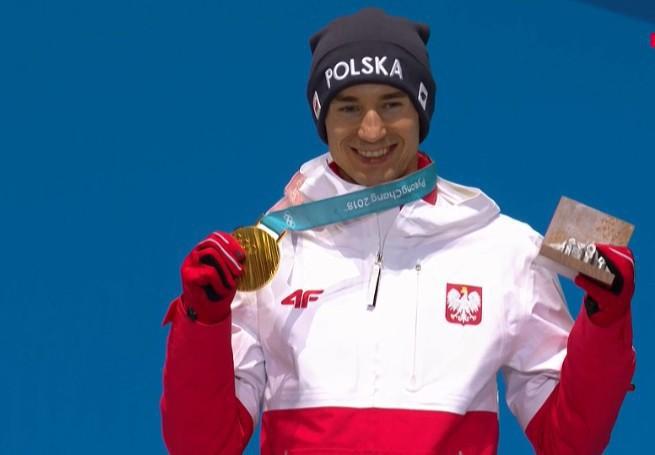 Kamil Stoch, fot. Eurosport