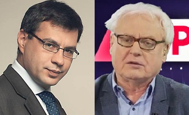 Od lewej: Jacek Karnowski i Ryszard Makowski