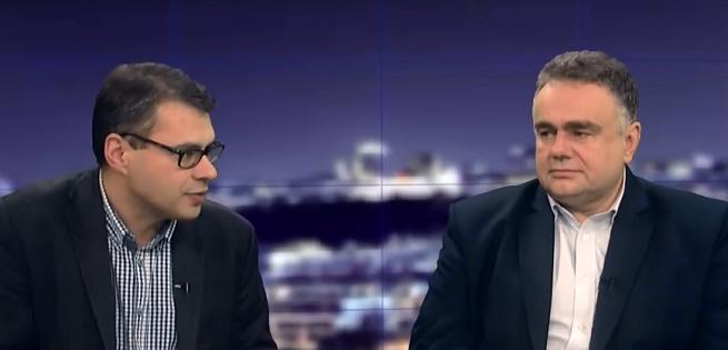 Michał Karnowski i Tomasz Sakiewicz, fot. TV Republika