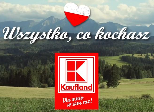 """Po interwencji posłanki Pawłowicz w UOKiK-u Kaufland nie będzie już reklamował """"naszych rodzimych produktów"""""""