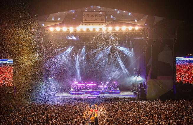 Martin Garrix kolejnym headlinerem Kraków Live Festival