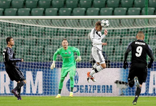 fot. Jacek Prondzynski/Legia.com