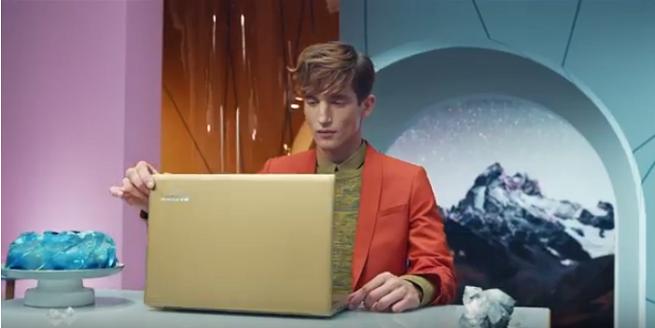 Lenovo IdeaPad z kampanią w telewizji i internecie (wideo)