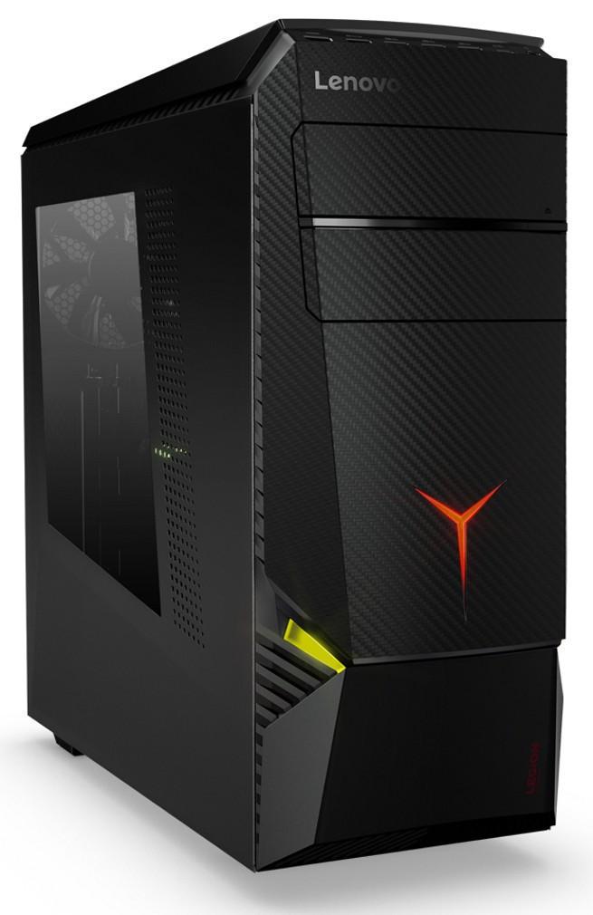 Lenovo na gamescom 2017: nowy komputer Lenovo Legion Y920 Tower