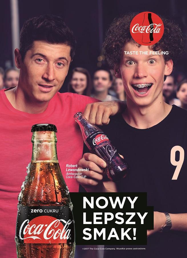 Robert Lewandowski w reklamie Coca-Coli Zero Cukru: słuszny wybór czy marketingowa rysa na wizerunku sportowca? (opinie)