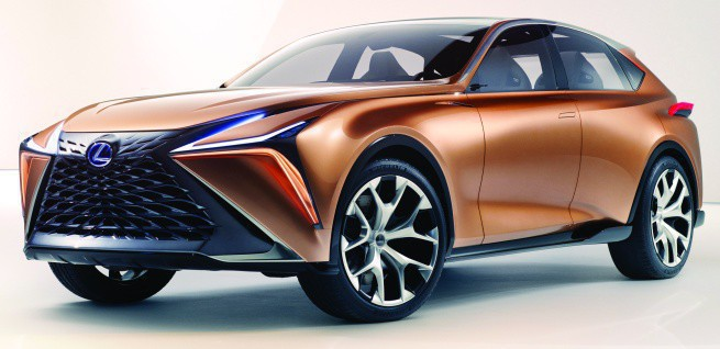 Lexus na Geneva Motor Show 2018: nowy flagowy crossover LF-1 Limitless (wideo)