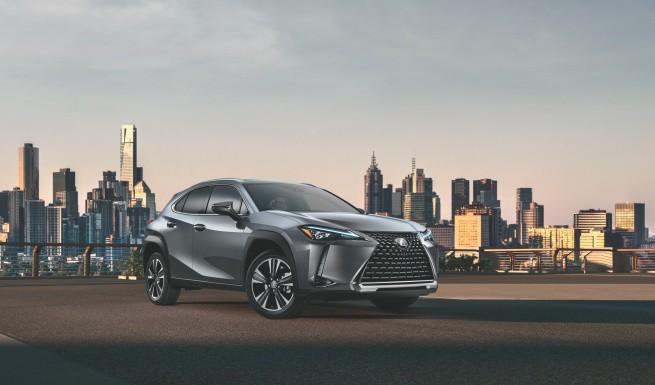 Lexus na Geneva Motor Show 2018: pierwszy kompaktowy crossover Lexus UX (wideo)