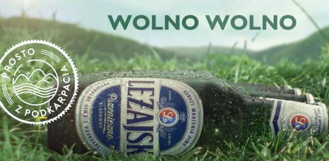 """""""Wolno wolno"""" w reklamach piwa Leżajsk Chmielowe i Pszeniczne (wideo)"""