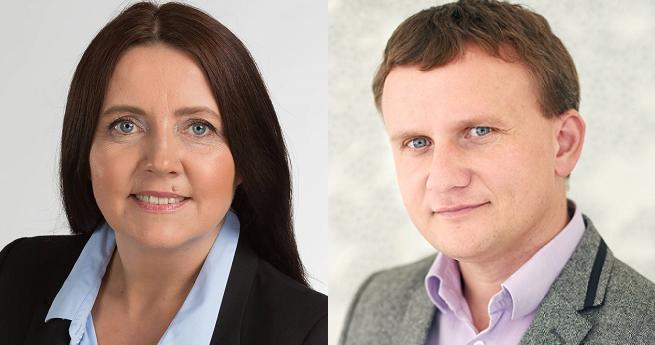 Joanna Lichocka i Bartosz Marczuk