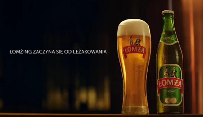 Van Pur wybrał MullenLowe Warsaw do reklamowania piwa Łomża