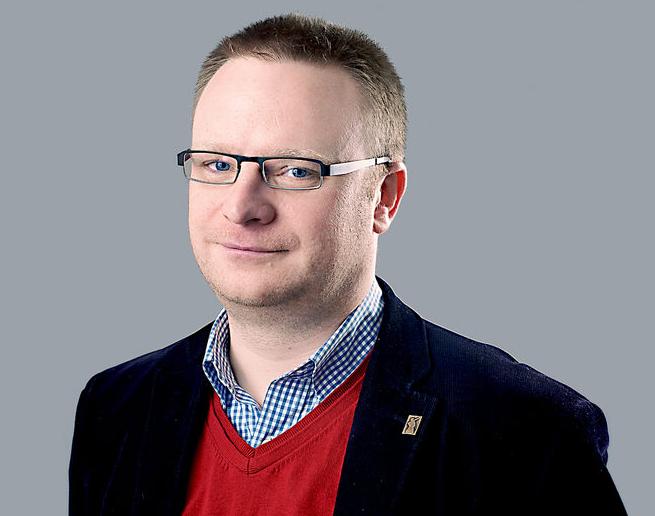 Łukasz Warzecha, fot. DoRzeczy.pl