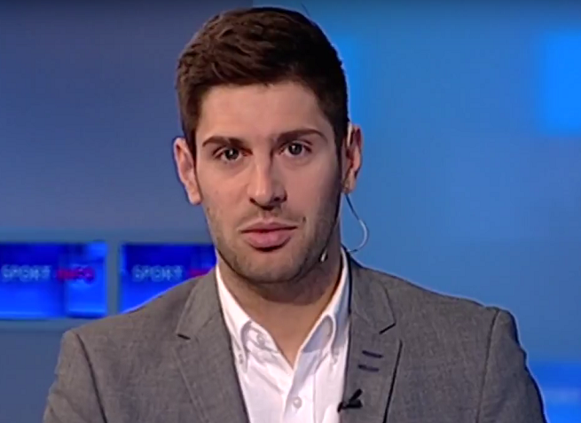 Maciej Adamiak, fot. TVP Info