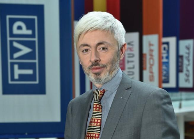 Maciej Stanecki, fot. TVP