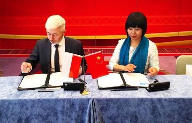 TVP i Polskie Radio zaczynają współpracę z chińskim nadawcą Hubei Media Group