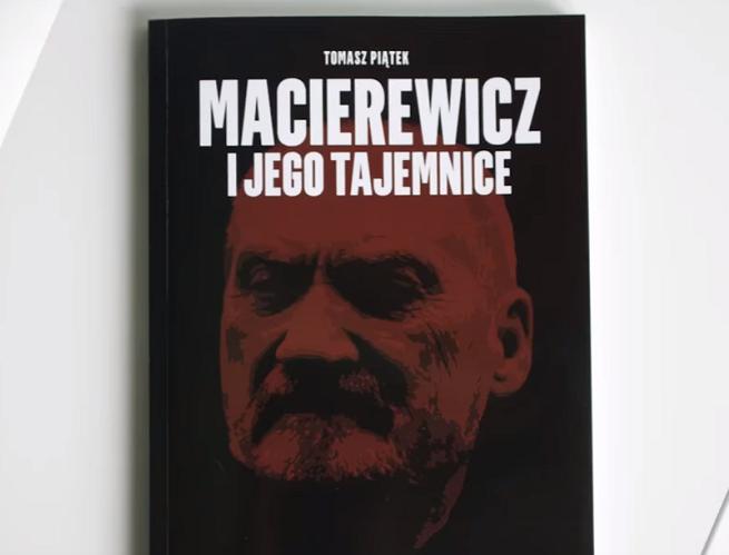 """Tomasz Piątek pozwał """"Gazetę Polską"""", poszło o książkę """"Macierewicz i jego tajemnice"""". """"Opublikowali kłamstwa"""""""