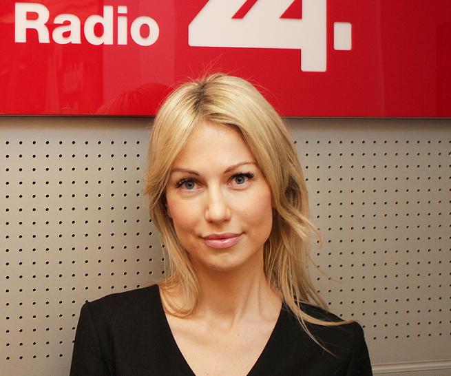 Magdalena Ogórek, fot. Polskie Radio 24