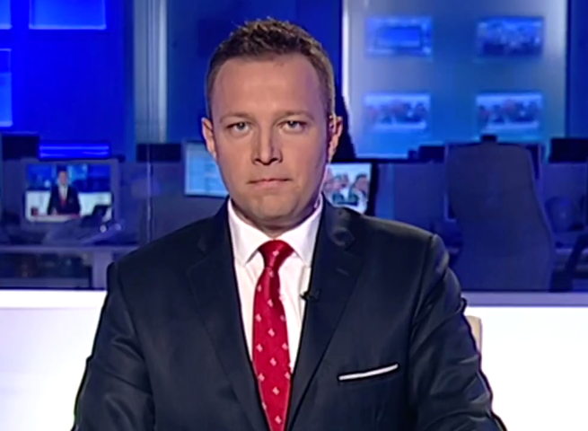 Marcin Czapski, fot. TVP Info