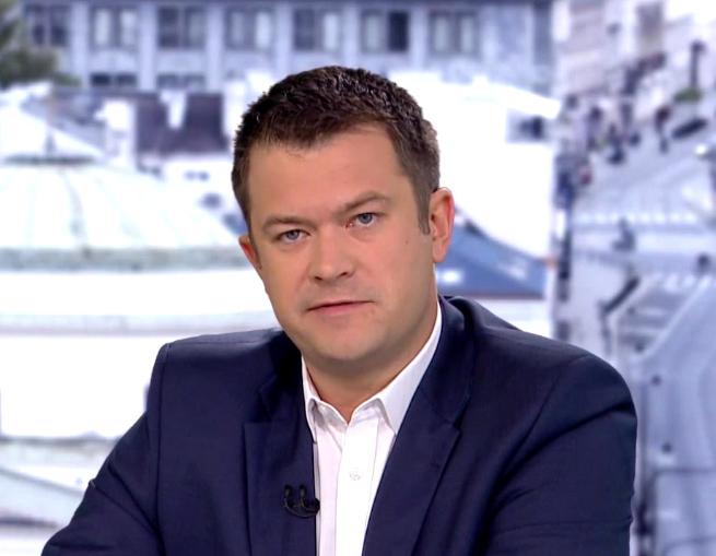 Marek Pyza, fot. TVP1