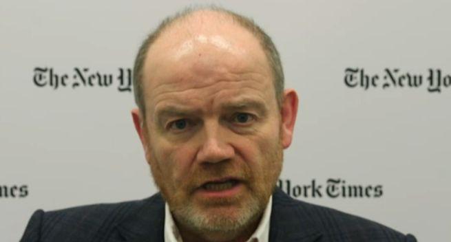 """Mark Thompson: Drukowany """"The New York Times"""" przetrwa najwyżej 10 lat"""