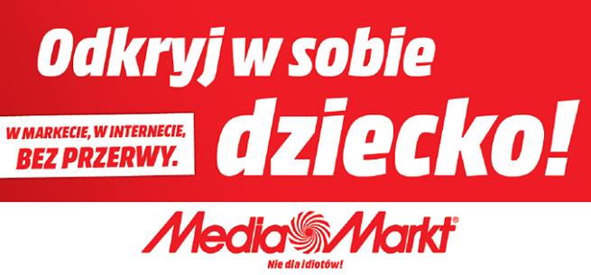 """""""Odkryj w sobie dziecko!""""  Media Markt w reklamach stawia na radość, a nie c   -> Plyta Gazowa Do Zabudowy Media Markt"""