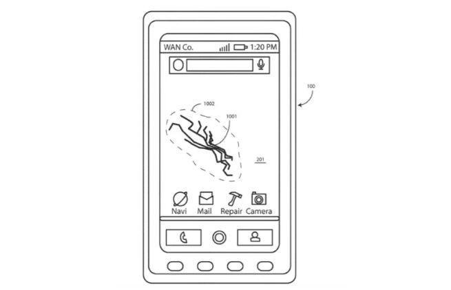 Motorola szykuje ekran który sam się naprawi