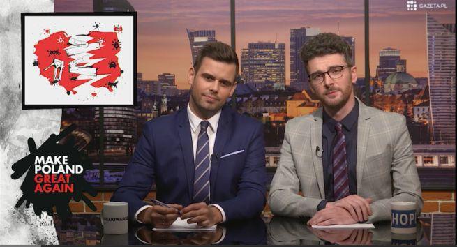"""""""Make Poland Great Again"""" z mieszanym ocenami branży. """"Przeniesienie bloga do wideo nie jest łatwe, ale to projekt z potencjałem"""" (opinie)"""