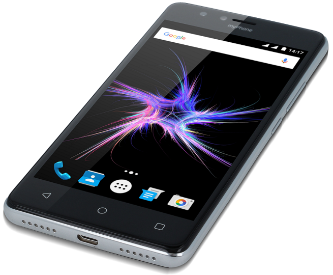 Power - nowy smartfon myPhone za 599 zł (wideo)