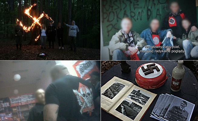 """Bertold Kittel z """"Superwizjera"""" TVN: nie wstrzymaliśmy reportażu o neonazistach, ostatnie ujęcia nagrano dwa miesiące temu"""