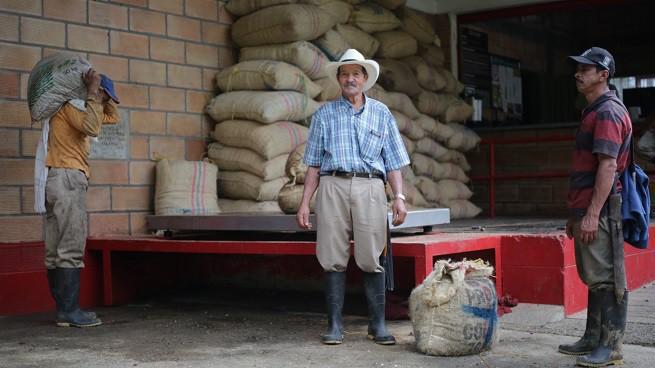 Kolumbijscy plantatorzy kawy w globalnej kampanii Nespresso (wideo)